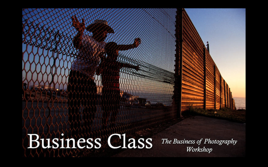 Business of Photography Cover 2