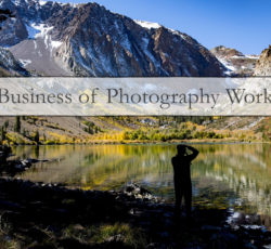 Business of Photography Workshop
