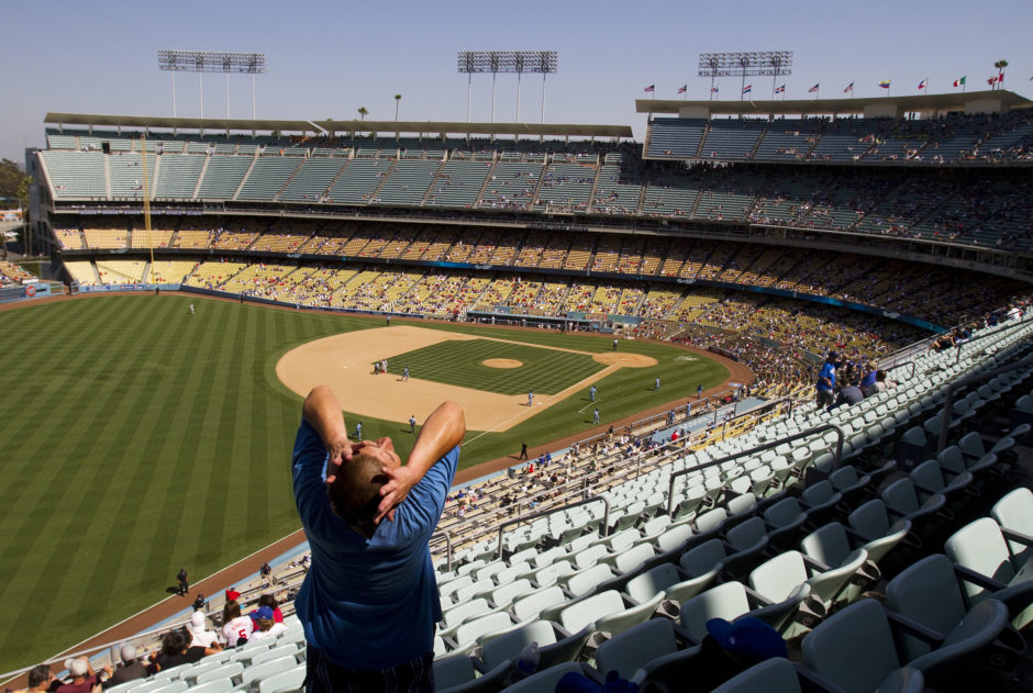Looking Back: The Dodgers Go From Hell To Highwater in Six Years