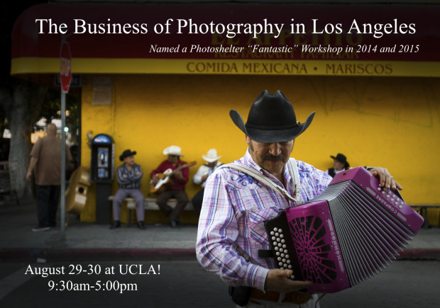 UCLA: Business of Photography Workshop
